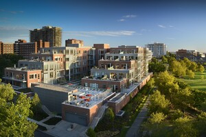 D.C.'s Downsizers Flock to Newly Adapted Virginia Project