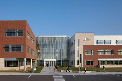 Elgin Community College, Health And Life Sciences Building (Building A)