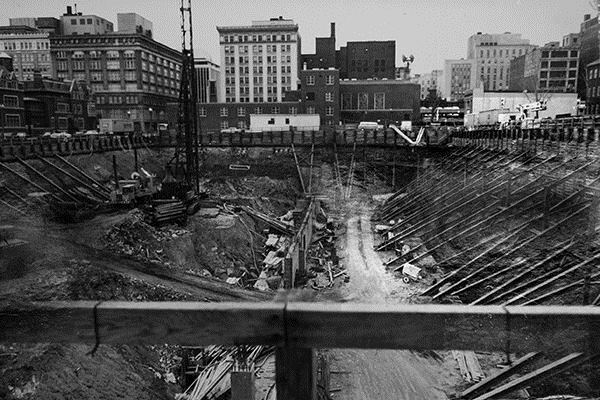 Construction of the MLK Library.