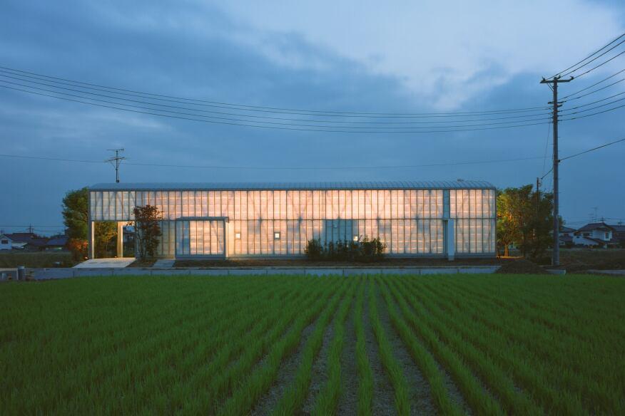 Naked House, Saitama, Japan, 2000.