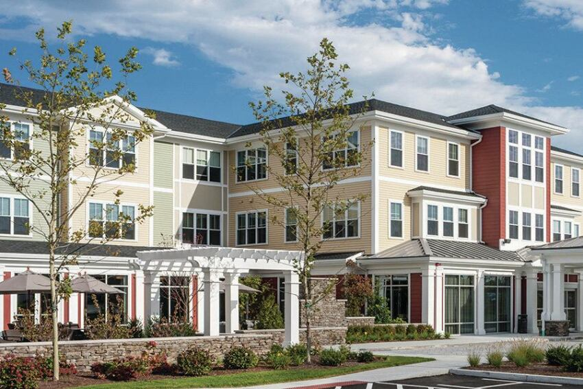 Senior Housing, Grand: Residences at Wingate