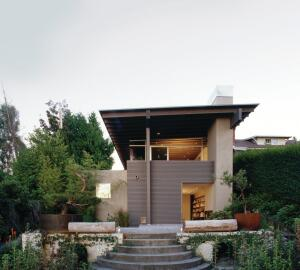 Fauntleroy II: Suyama designed this on the lot adjacent to his first house, Fauntleroy I, built 15 years earlier. It won two AIA awards.