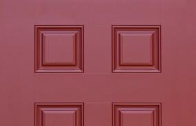 Heritage™ Smooth Fiberglass Doors