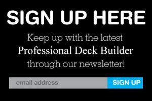 Sign Up for Deck Builder Update