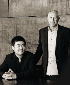 Takashi Yanai and Steven Ehrlich