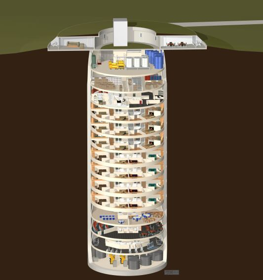 Emergency Shelters Go High-End