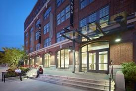 Fred Lazarus IV Center (Graduate Studio Center, Maryland Institute College of Art)