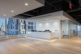 DeSimone Consulting Engineers New York City Headquarters