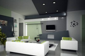 Madhu's 5 BHK Apartment Interior Design