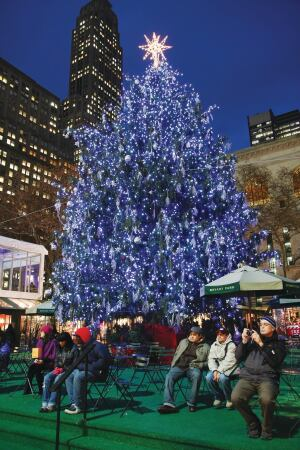 Thousands of public works employees in municipalities across the nation set the stage so millions could kick off the holidays with a public celebration.