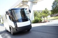 Introducing the first all-electric commercial vehicle