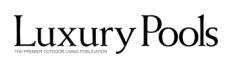 Luxury Pools Magazine Logo