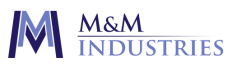 M & M Industries, Inc. Logo