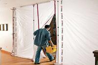 ZipWall ZipFast Reusable Barrier Panels