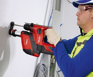 Hilti Cordless rotary hammer TE 4-A18