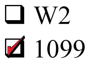 1099 or W2