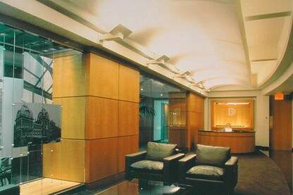 Durst Organization Reception and Lobby