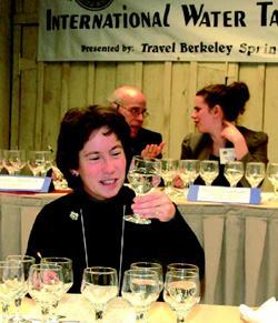 Judges at the Berkeley Springs International Water Tasting evaluated more than 70 waters from all over the world, based on aspects ranging from clarity and smell to aftertaste.