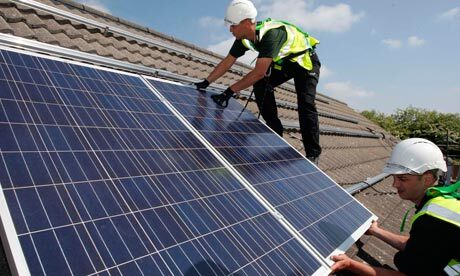 rooftop solar images