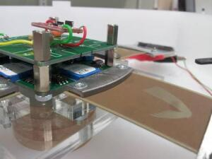 A seismic vibration sensor that requires no power