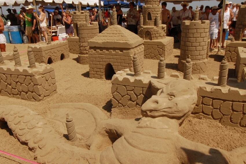 '25 Years of Sandcastle'