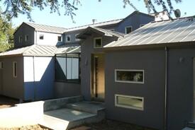 California Barn Vernacular Contemporary