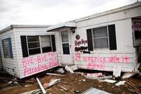 In Sandy'S Aftermath, North Jersey Towns Grapple With Abandoned House Problem