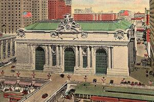 Grand Central Terminal's Grand Anniversary