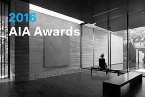 The AIA Announces the 2016 Institute Honor Awards for Interior Architecture