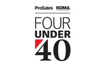 "KOMA Becomes Sponsor of ProSales' ""Four Under 40"" Program"