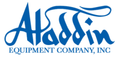 Aladdin Equipment Co. Logo