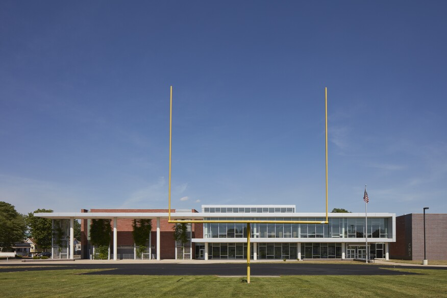 Central Middle School by Ralph Johnson of Perkins+Will
