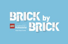 Brick by Brick at the Museum of Science and Industry, Chicago Logo