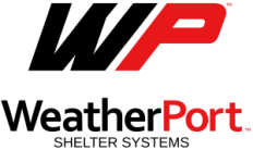WeatherPort Shelter Systems Logo