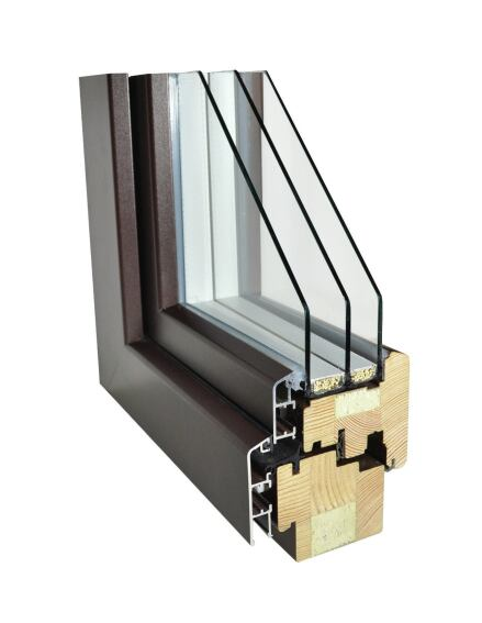 Premier 78 Alu Mira Window by Intus
