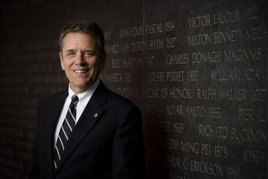 Thomas Vonier, FAIA, 2017 AIA President