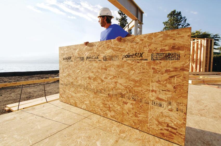 Ainsworth Engineered pointSix Flooring