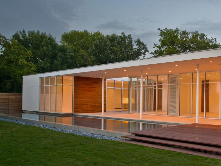 Oldrange Family Home, Dallas by NIMMO