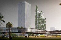 Los Angeles Tower Presents a Topological Alternative to Urban Sprawl