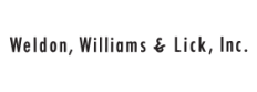 Weldon, Williams & Lick Logo