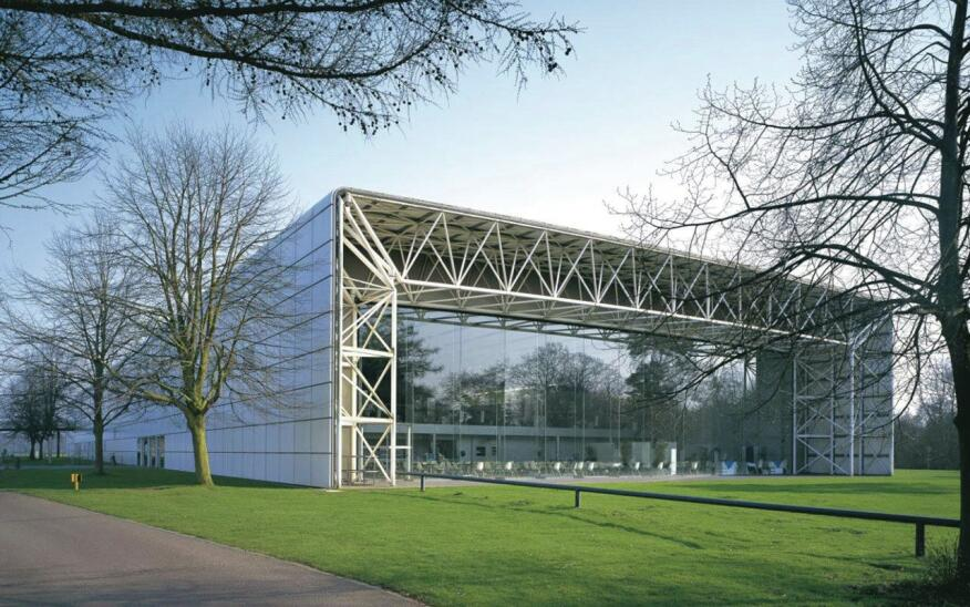 Norman Foster's Sainsbury Centre for Visual Arts