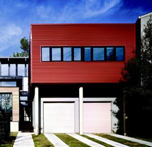 MODERN MAVERICKS: Roughly 5 percent of the homes in Harbor Town, Tenn., are contemporary, and architects at archimania have designed more than half of them.  The repeal of a brick moratorium several years ago paved the way for acceptance of alternative cladding materials.
