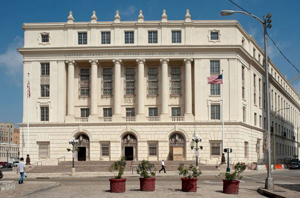 Hipolito F. Garcia Federal Building and US Courthouse Renovation.