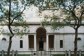 Morgan Library & Museum McKim Building