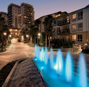 Tishman Speyer pointed to a portfolio of high-end products like Archstone Marina Del Rey in moving to acquire Archstone-Smith.