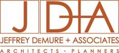 Jeffrey DeMure + Associates Architects Planners, Inc. Logo