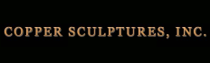 Copper Sculptures Logo