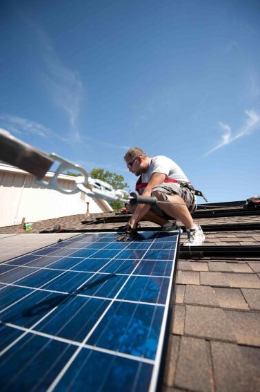 Photovoltaic Systems and Asphalt Roofing