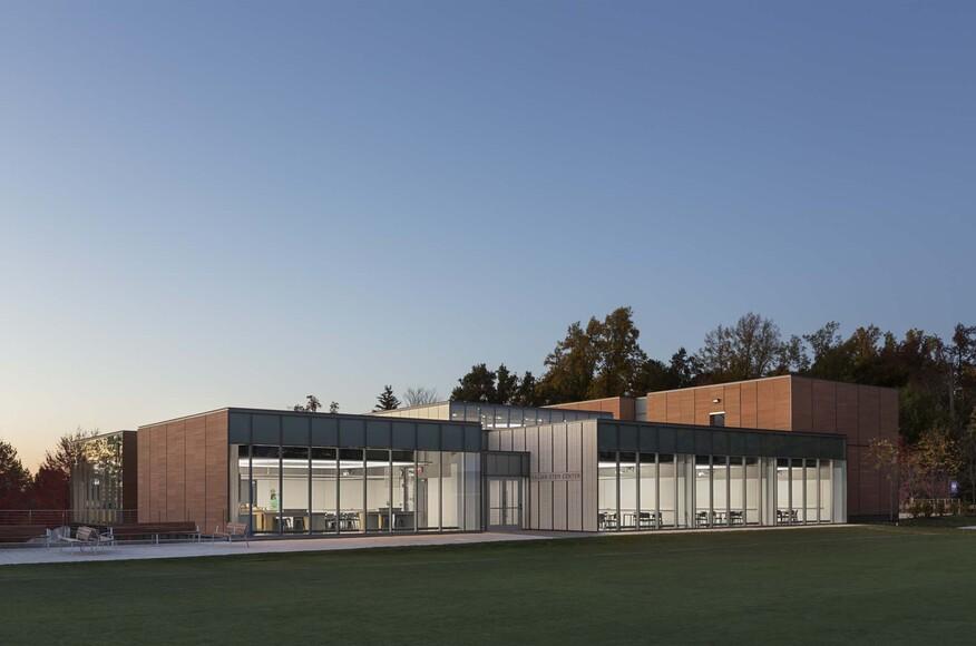 dwight englewood school hajjar stem center architect