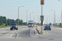 Concrete Provides Solution for Intersection Repair